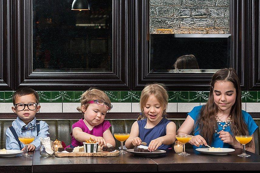 Kinder im Lokal - Bookatable by Michelin
