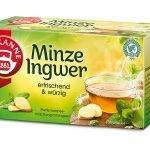 TEEKANNE Minze-Ingwer