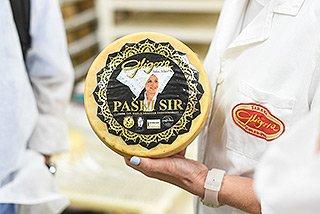 Grüne Woche 2020 - Kroatien - Vielfach ausgezeichneter Käse aus Pag