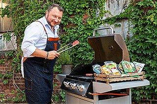 Die Tricks der Lebensmittelindustrie - Sebastian Lege - Veggie-Burger