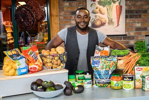 Nelson Müllers - Lebensmittelreport - Kartoffeln, Avocado und Gemüse aus der Dose