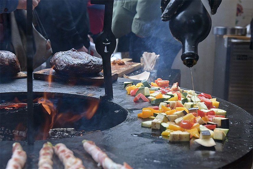 INTERNORGA 2020 - Grill & BBQ Court