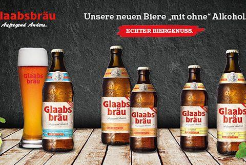 Glaabsbräu Helles Alkoholfrei
