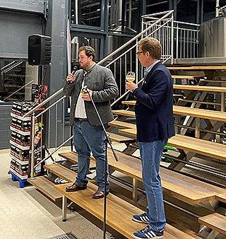 Glaabsbräu - neue Alkoholfreie Biere - Produktlaunch-Party
