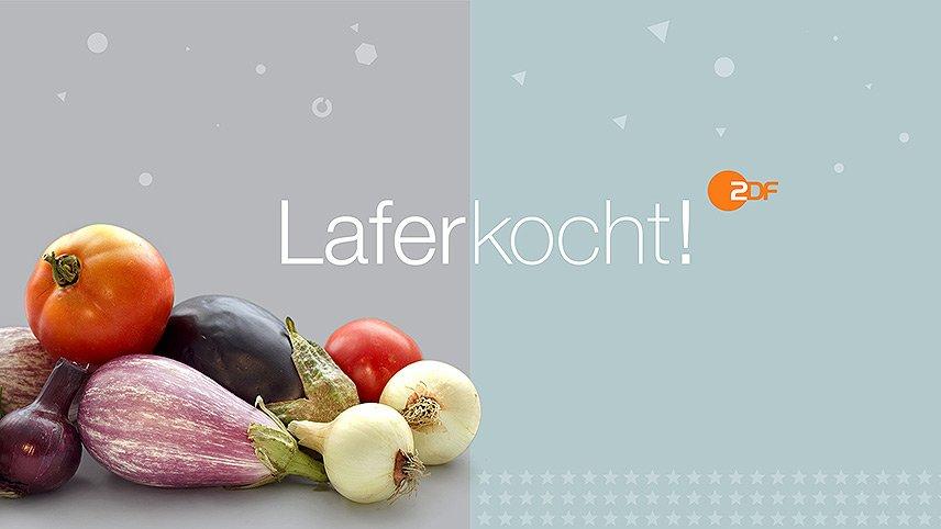 Lafer kocht! im ZDF