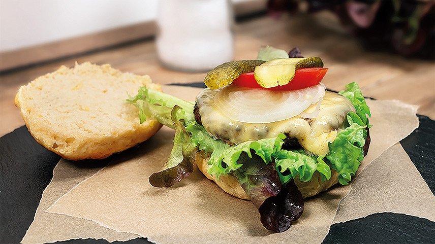 Kartoffel-Marketing GmbH - Kartoffel Burger Bun
