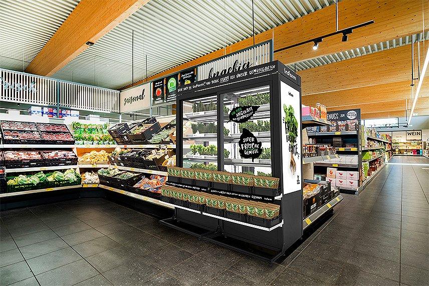 ALDI SÜD - Infarm - Indoor Farming