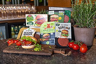 Nelson Müllers großer Burger-Check - Produkte