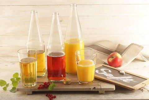 VdF - Fruchtsaft ist das Getränk der Coronakrise
