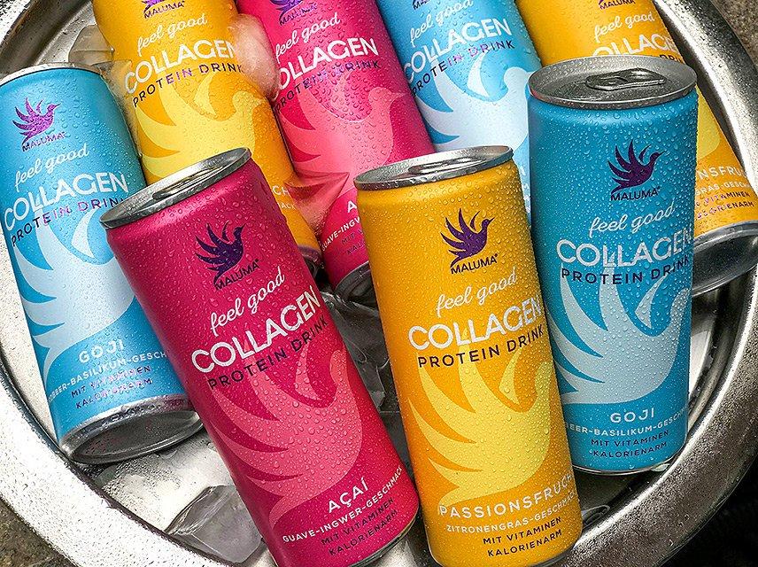 ALDI SÜD - MALUMA® Collagen Proteinein Drink