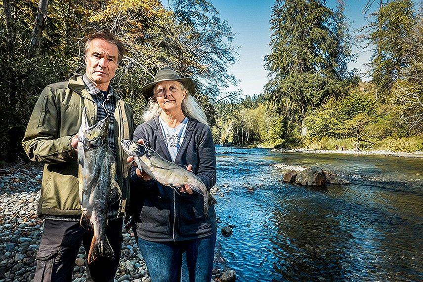 Hannes Jaenicke - Im Einsatz für den Lachs