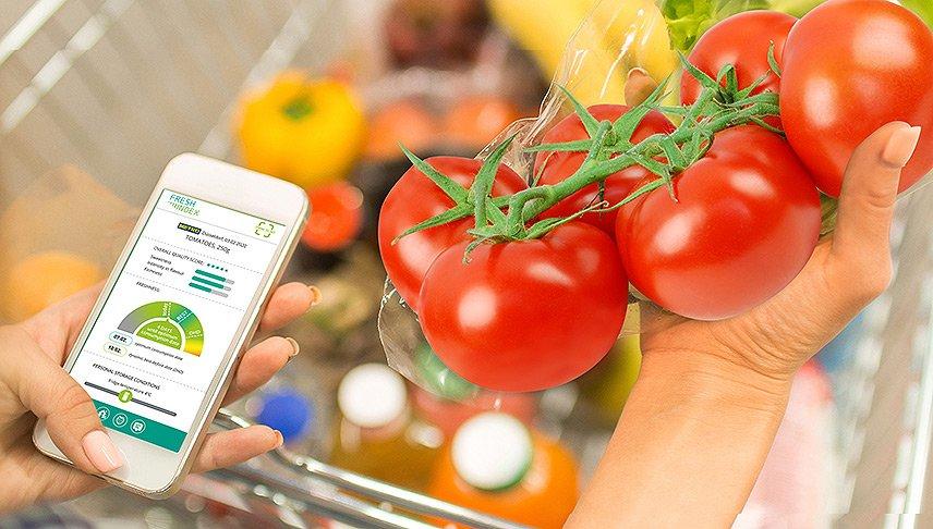 Mit künstlicher Intelligenz Lebensmittel retten