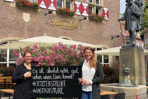 #gastroforfuture - Großer Kiepenkerl Münster