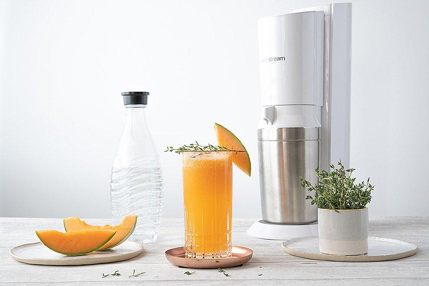 SodaStream - Aprikosen-Melonen-Spritzer mit Thymian