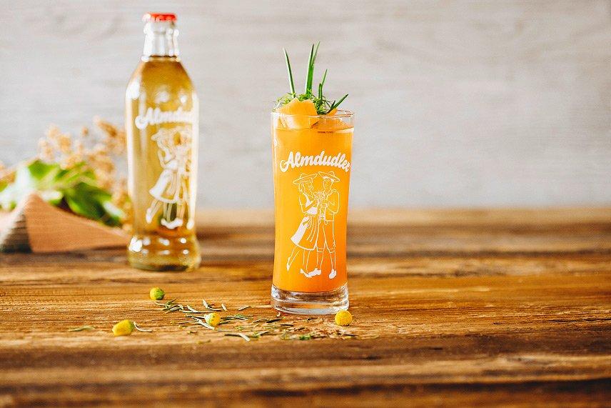 Almdudler - Almjodler Lime