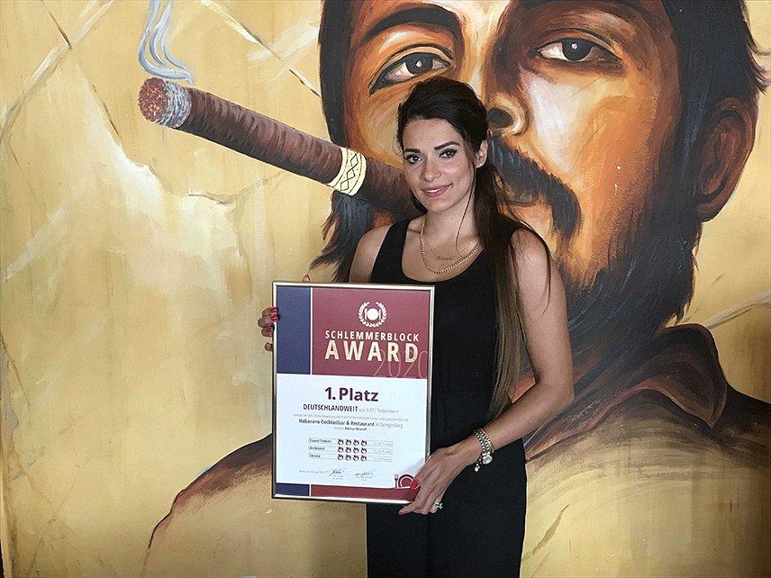 Schlemmerblock-Award Deutschland 2020 - Habanero