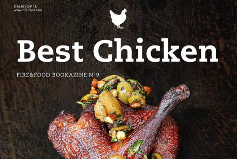 Fire & Food Bookazine - Best Chicken