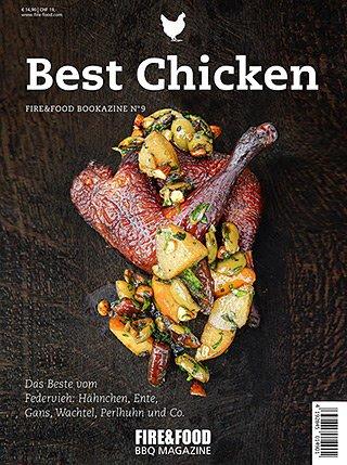 Fire & Food Bookazine - Best Chicken