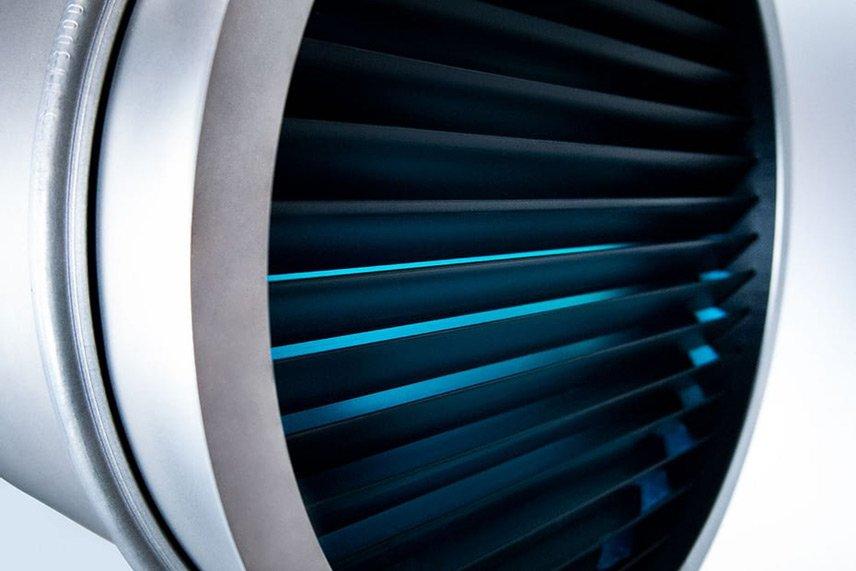 Safetyspace - Luftfilter - Umluftentkeimung