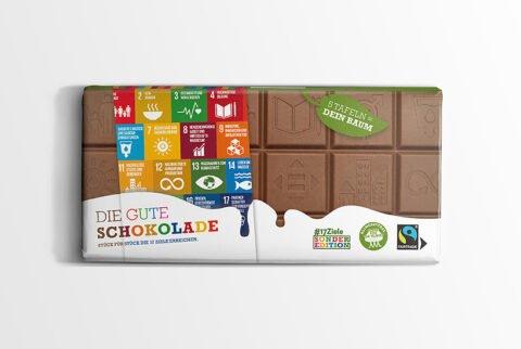 Die gute Schokolade - 17 Ziele Sonderedition