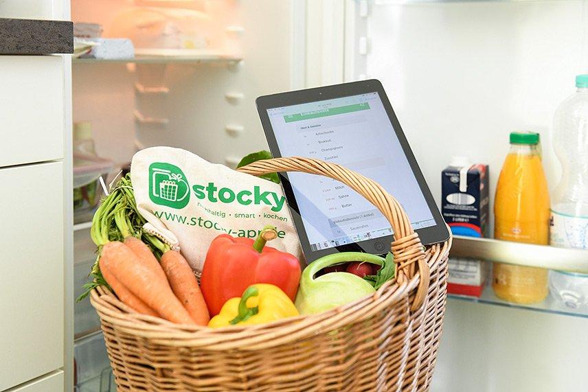 stocky App - Foto Tobias Hase
