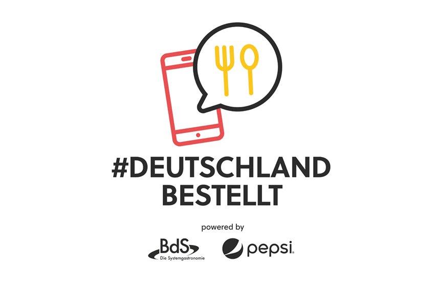 #DeutschlandBestellt - Gemeinsam Flagge zeigen für die Gastro-Branche