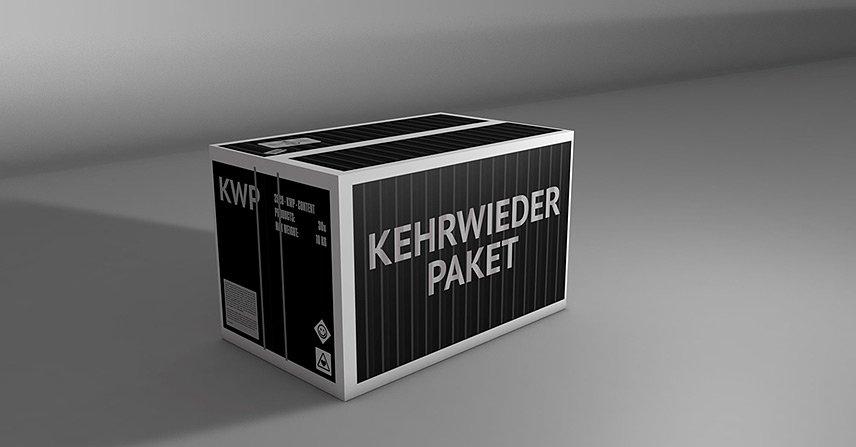 """Hamburg - """"Kehrwieder Paket"""" - Haebel - Mälzer"""