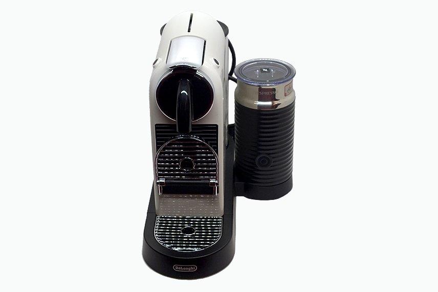 De'Longhi Nespresso Citiz & Milk in weiß