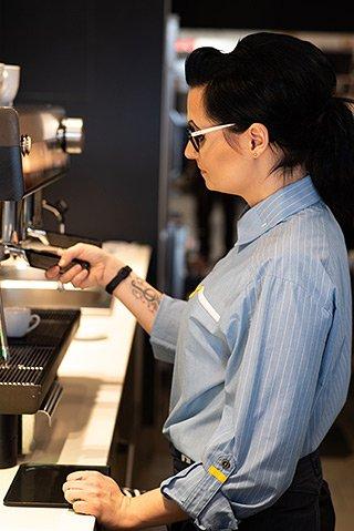 McDonald's und WMF - Gemeinsam zum Barista made Coffee