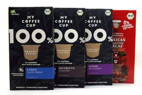 My Coffee Cup - Nachhaltige Vielfalt für das Nespresso System