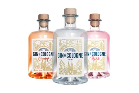 Gin de Cologne Produkt Range