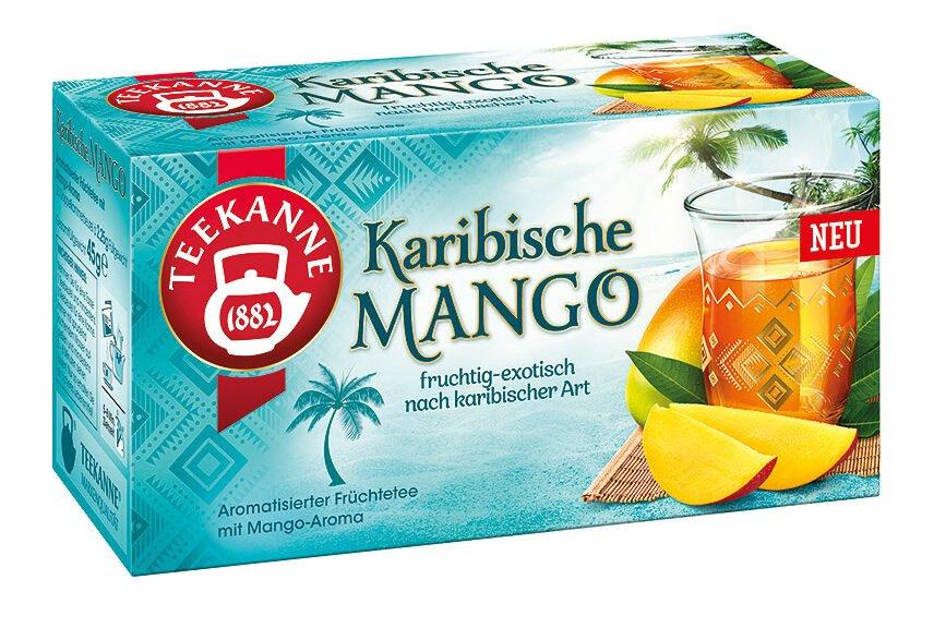 TEEKANNE Karibische Mango