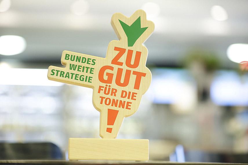 """Danone - """"Zu gut für die Tonne"""" - Bundespreis"""