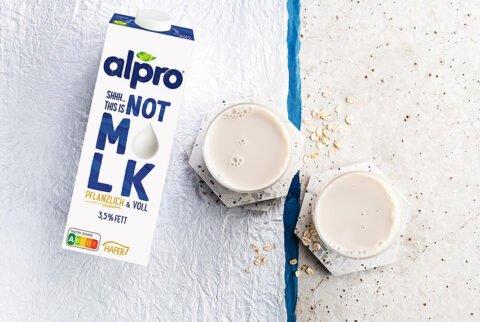 Alpro Not M*LK