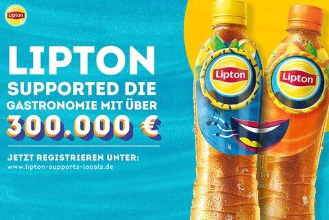 Lipton Sommer-Kampagne 2021