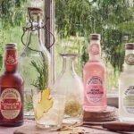 Fentimans - Ginger Beer & Rose Lemonade