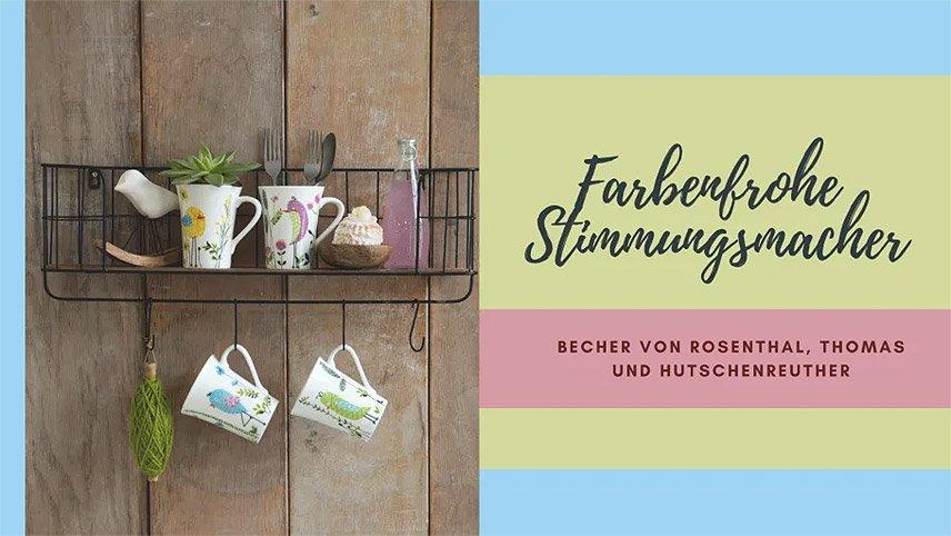 Hutschenreuther - My Mug Collection 2021