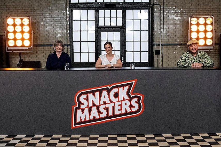 RTL Snackmasters - KitKat