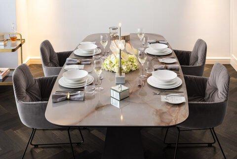 Villeroy& Boch - Dinner Kollektion MetroChic