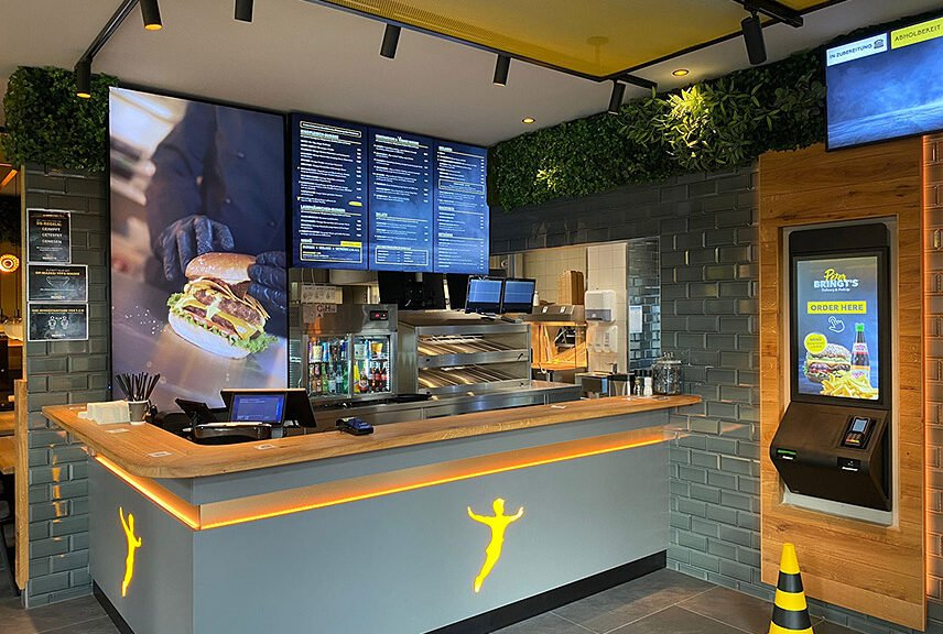 Peter Pane - Erster Peter bringt's Store am Berliner Wannsee